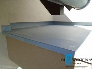mpvc folie hydroizolace balkon chaloupky05
