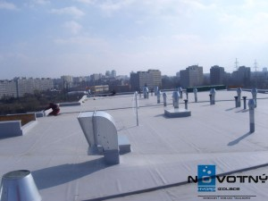 mpvc folie hydroizolace strechy chodovec07