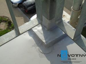 mpvc folie hydroizolace balkon milicov09