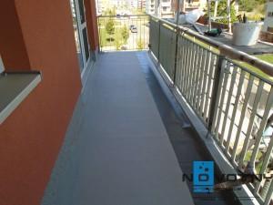 mpvc folie hydroizolace balkon milicov10
