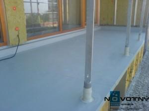 mpvc folie hydroizolace strecha kacirek petriny10